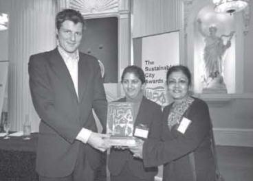 Food For Life Wins Award