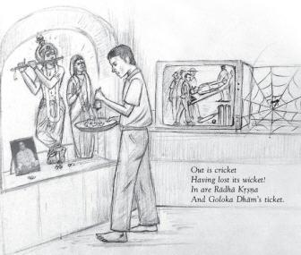 Radha krishna Deties