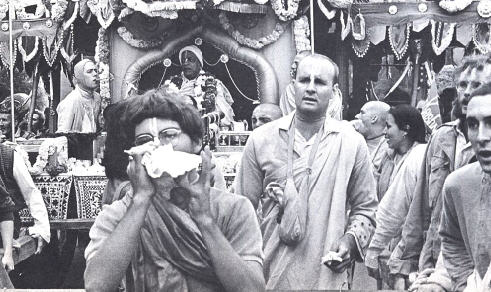 An Encounter With Srila Prabhupada by Ramakar