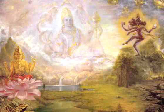 Time – The Winkless God by Mathuresa Dasa