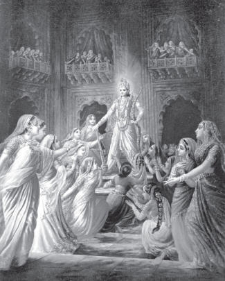 Why 16,108 Wives? by Damodara Pandita Dasa