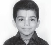 Krishna Conscious Child