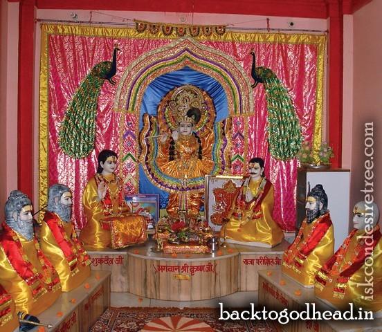 ISKCON Temple - Back To Godhead