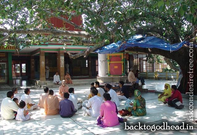 bhakti vikasa swami - Back To Godhead