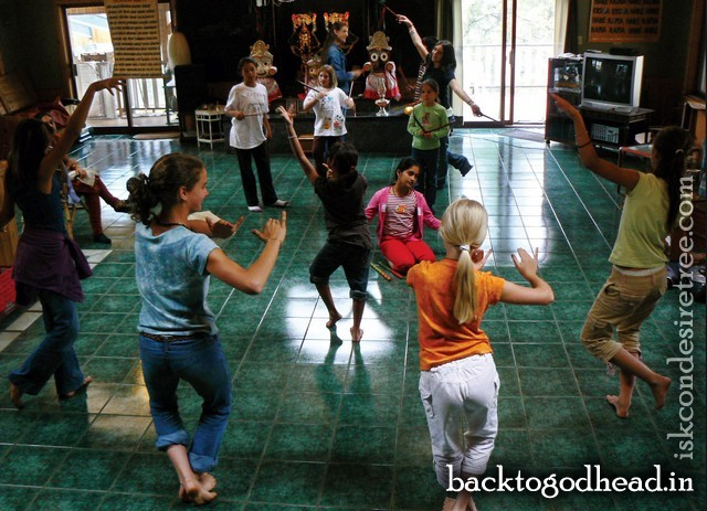 traditional devotee - Back To Godhead