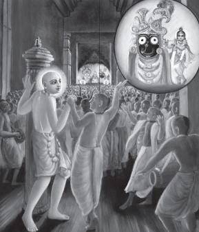 Why Krsna Appears as Jagannath