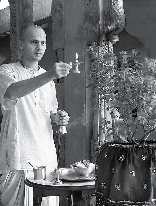 How to Worship Tulsi Devi
