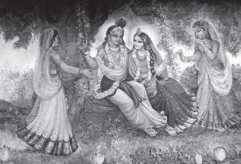 Service To The Divine Couple