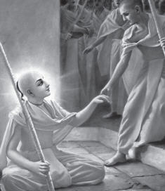 Three Steps To God by Satsvarupa Dasa Goswami