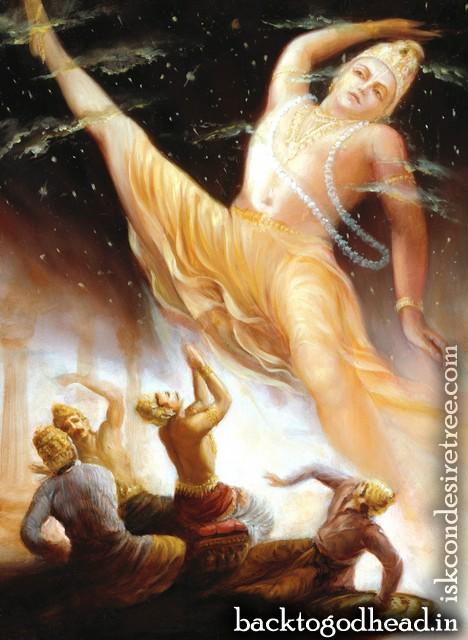 Lord Vamana - Back To Godhead