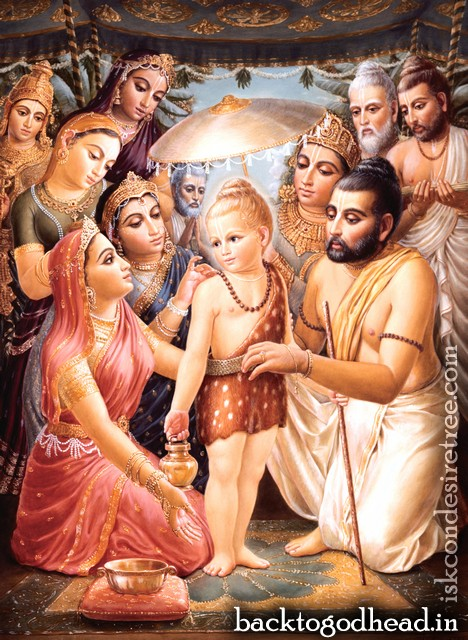 Vamana Dev - Back To Godhead