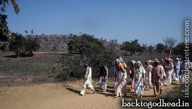 parikrama - Back To Godhead