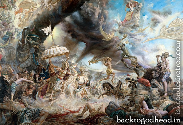 attack - Back To Godhead