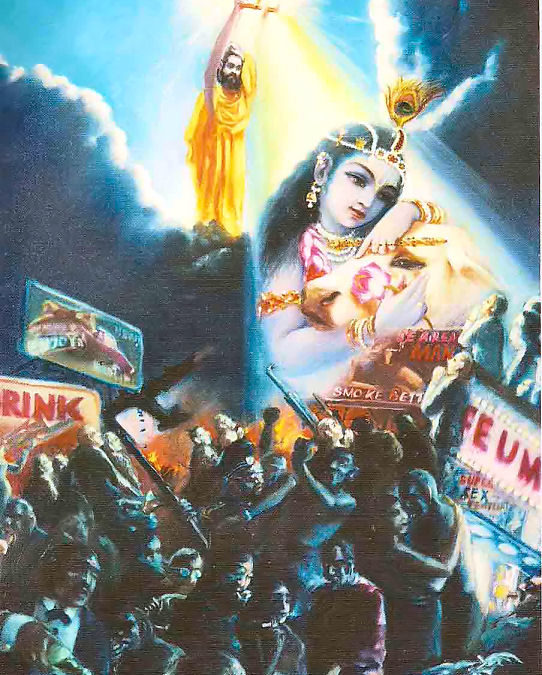 The Symptoms Of Kali-Yuga by Nrsimha Swami Dasa (Dr. S. G. N. Swamy, Ph. D)