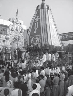 Every Town and Village,Rath Yatra