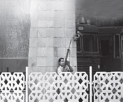 Battle With Terror by Nilesh Ghosalkar