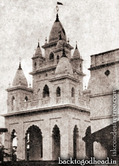 Madras Gaudiya Math - Back To Godhead
