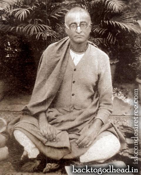 Srila Bhaktisiddhanta Sarasvati's South India Tour by Bhakti Vikasa Swami