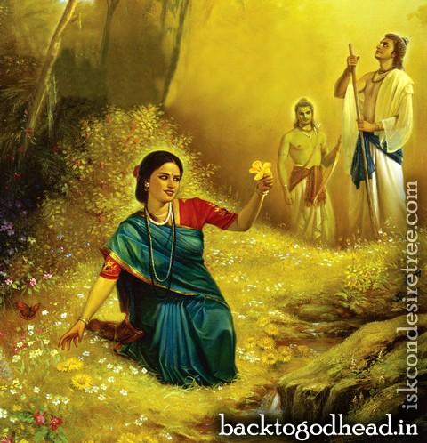 Sita Devı's Inner Harmony by Visakha Devi Dasi