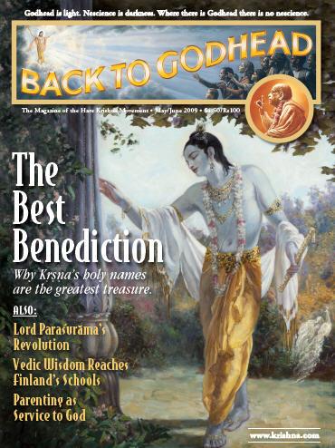 Back To Godhead Volume-43 Number-03, 2009