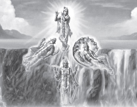 An Expansion of Krishna