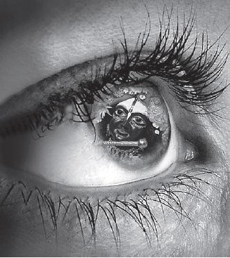 Radha Madhav in Eyes