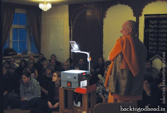 presentation - Back To Godhead