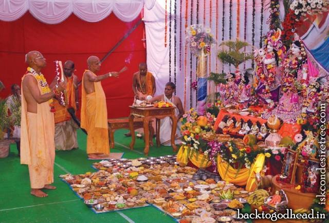 Gopal Krishna Goswami - Back To Godhead