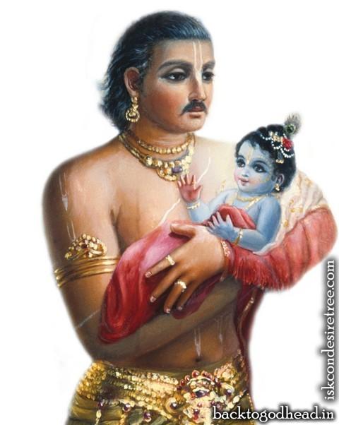 Srı Krishna Janmastami The Advent Of the Deliverer by Karuna Dharini Devi Dasi