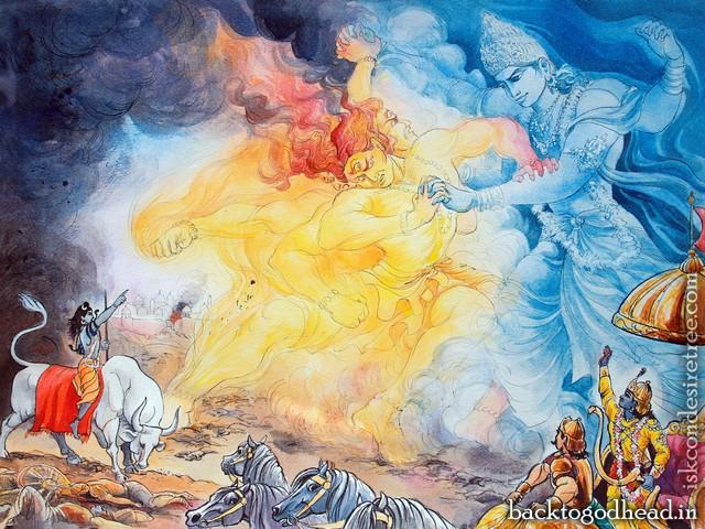 Lord siva - Back To Godhead