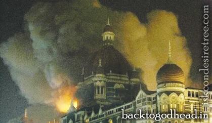Mumbai Terrorism: Combat or Transcend? by Vraja Vihari Dasa