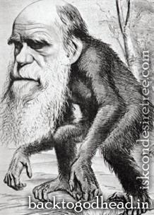 Hare Krsna Statement On Darwin's 200th Anniversary