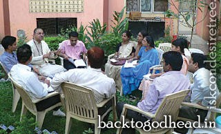 Spiritual discussion - Back To Godhead