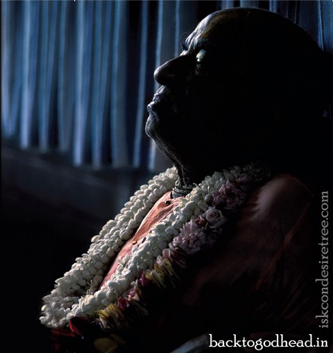 Srila Prabhupada - Back To Godhead