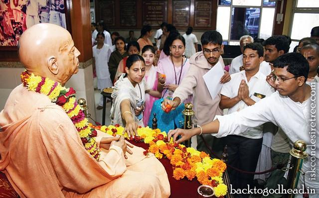 bhaktivedanta  hospital prabhupada - Back To Godhead
