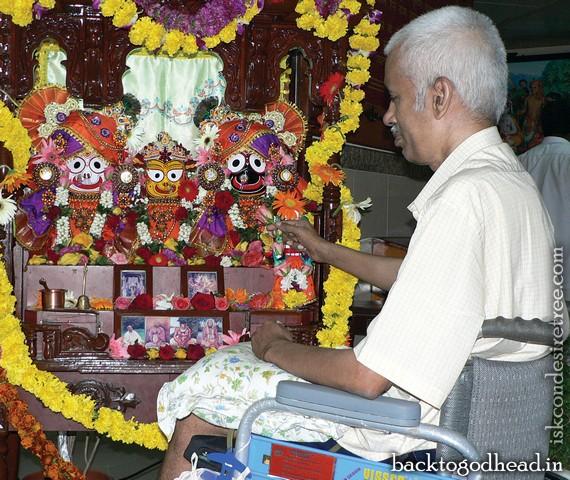 lord jaganatha - Back To Godhead