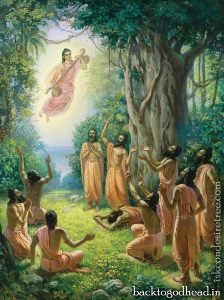 Narada Muni - Back To Godhead