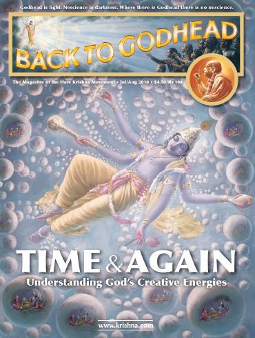 Back To Godhead Volume-44 Number-04, 2010