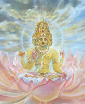 Lord Brahma - Back To Godhead