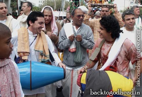 Ratha yatra 1- Back To Godhead
