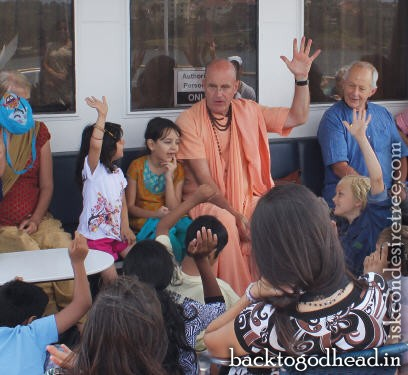 Indradyumna Swami - Back To Godhead