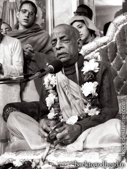 Stages of Consciousness by His Divine Grace A.C. Bhaktivedanta Swami Prabhupada