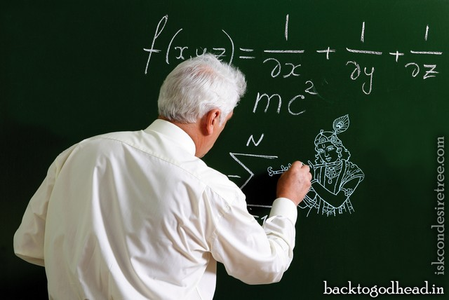 Teaching - Back to  Godhead