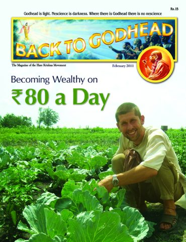 Back To Godhead Volume-08 Number-02 (Indian), 2011