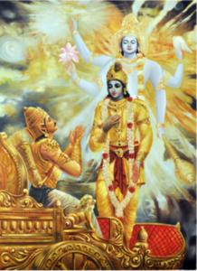 Lord Krishna Clears Arjuna's Doubts