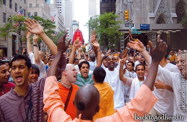 Jaganath Rath Yatra - Back To Godhead