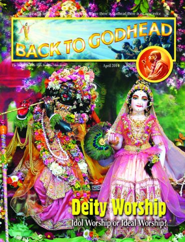 Back To Godhead Volume-08 Number-04 (Indian), 2011
