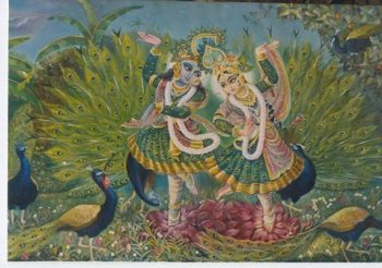 A God Who Dances An Interview with Kalakantha Dasa