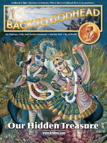 Back To Godhead Volume-45 Number-03, 2011