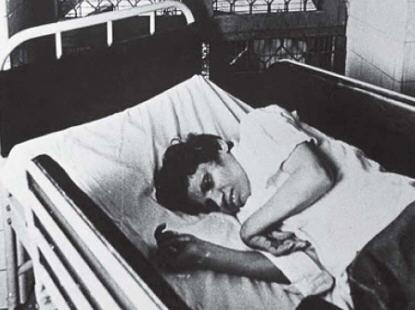 Aruna Shanbaug in Kem Hospital